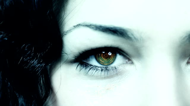 Technology eye video