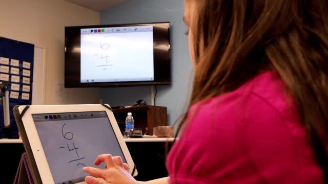テクノロジーのスクール形式 ビデオ