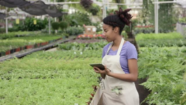 Tecnología en el invernadero - vídeo