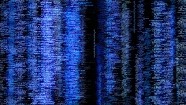 технологический интерфейс компьютерные данные цифровой экран - шифрование стоковые видео и кадры b-roll