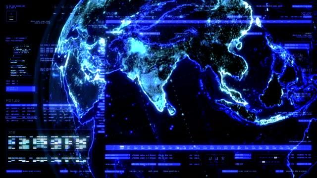 Technology Interface Computer Data Screen GUI I video