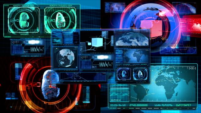 Technology Interface Computer Data Screen GUI video
