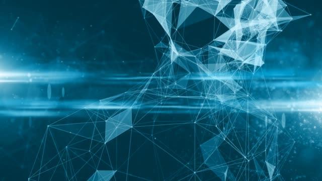 Technology of AI Artificial intelligence big data machine deep learning video