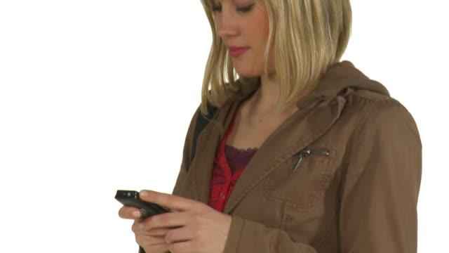 hd: teenage girl - endast en tonårsflicka bildbanksvideor och videomaterial från bakom kulisserna