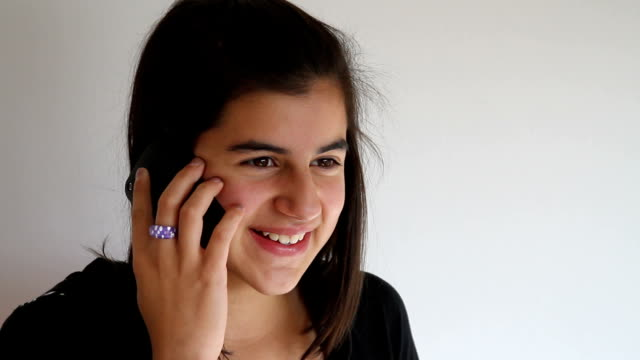 Teenager Cell Phone video