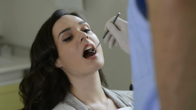 Teeth checkup video