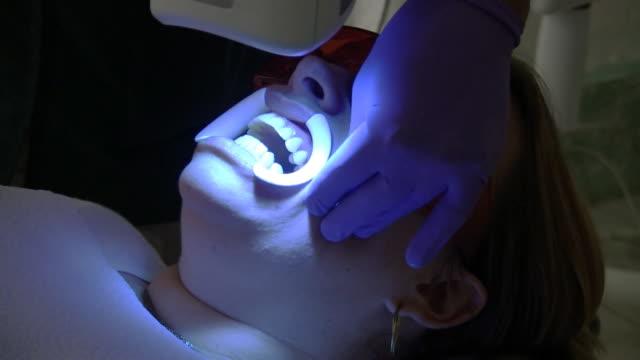 Teeth Whitening Beam Machine (HD) video