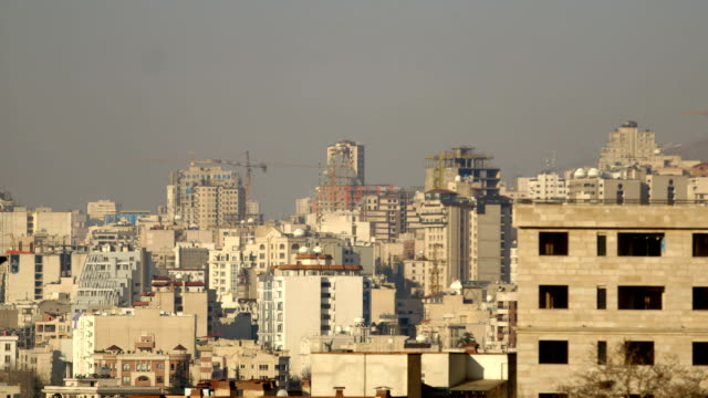 德黑蘭市建築 - 德黑蘭 個影片檔及 b 捲影像