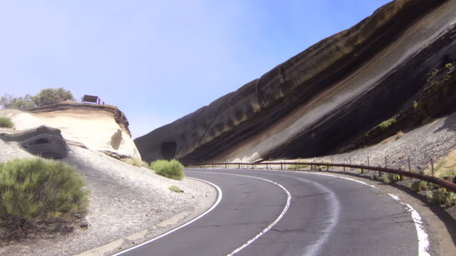 Teide's natural park video