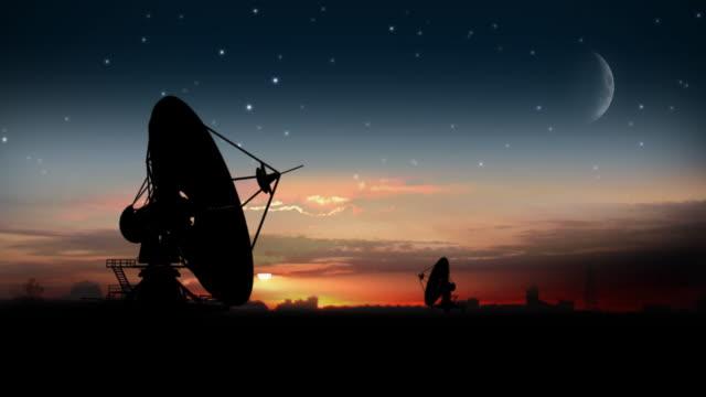 Telecommunications Satellites video