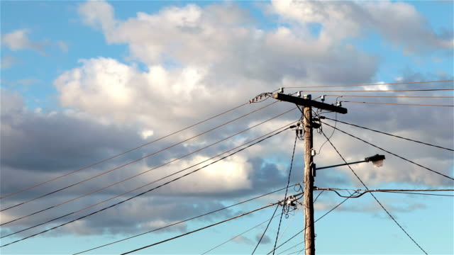 telegraph pole video
