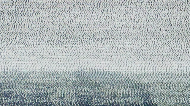 Television Static With Sound video