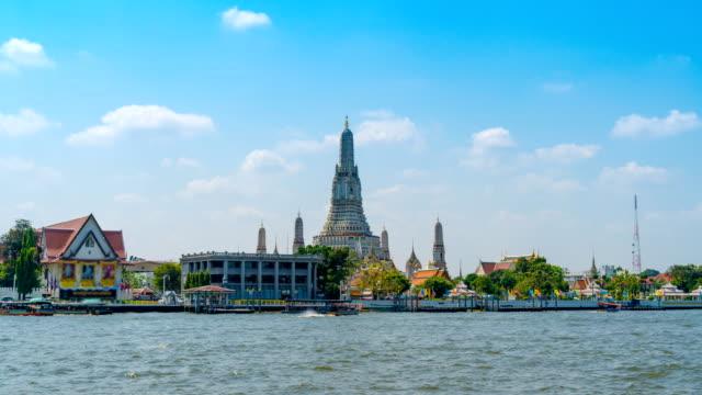 Temple of Dawn Timelapse, Wat Arun video