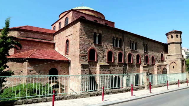 Temple of Hagia Sophia video