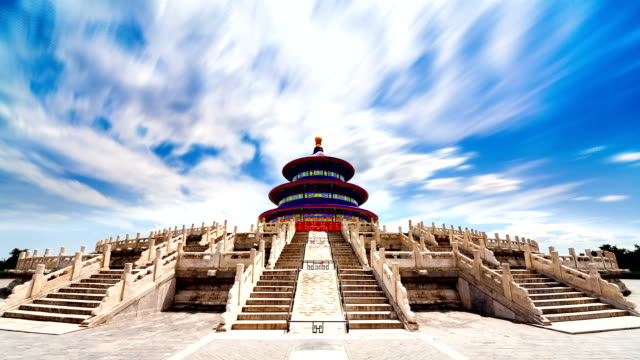 天壇 - 仏塔点の映像素材/bロール