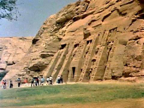 Temple of Rameses in Abu Simbel #2 video