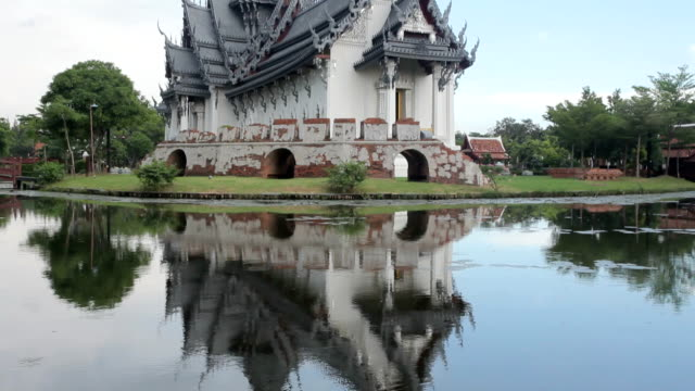 Temple of Thailand video
