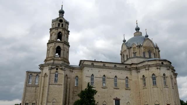Temple Reportaway Trinity, Gus-Zhelezny, Russia video