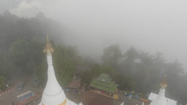 Temple the most favorite place for tourist visit north of Thailand.