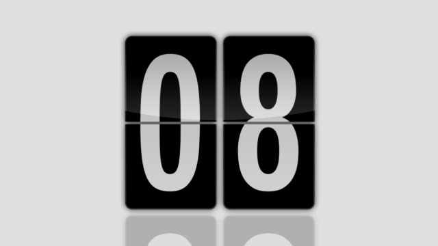 Best Countdown Stock Videos and Royalty-Free Footage - iStock