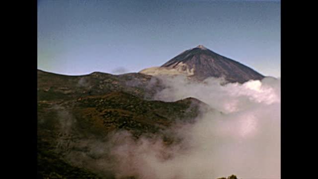 Tenerife island Teide peak