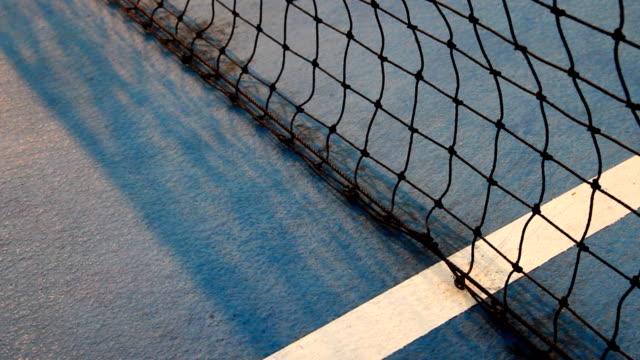 tennis ball and net video