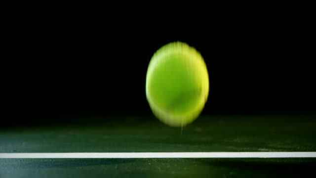 Royalty Free Tennis Ball Hd Video 4k Stock Footage B Roll Istock