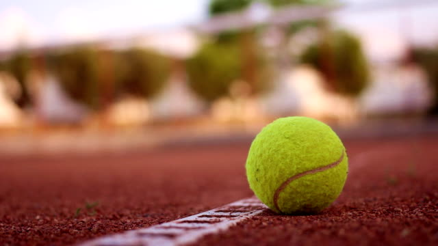 tennis ball – Video