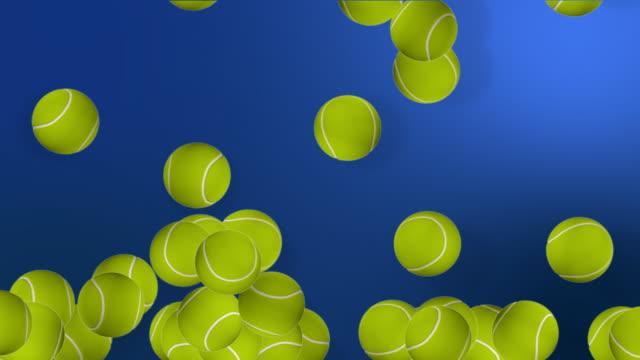 Tennis balls video