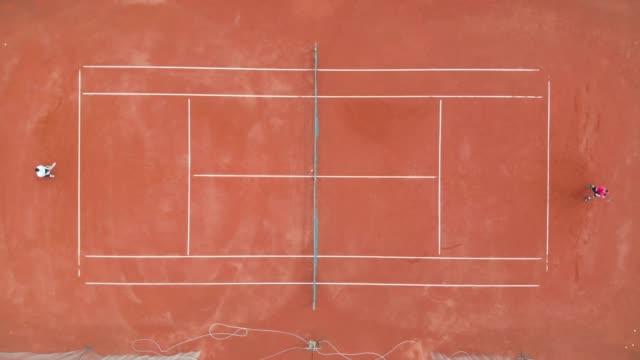 tennis court - target australia stock videos & royalty-free footage