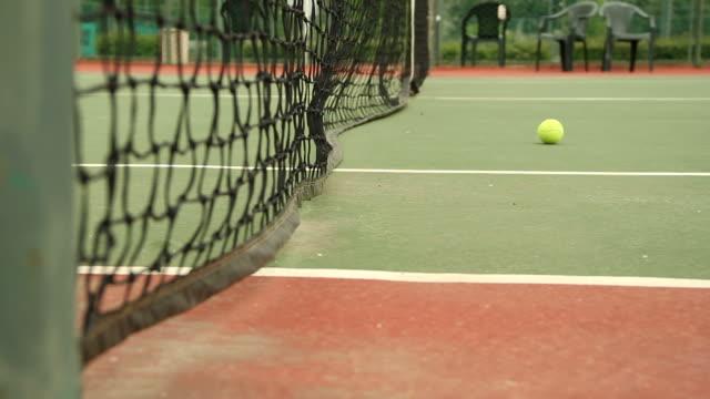 tennis court video