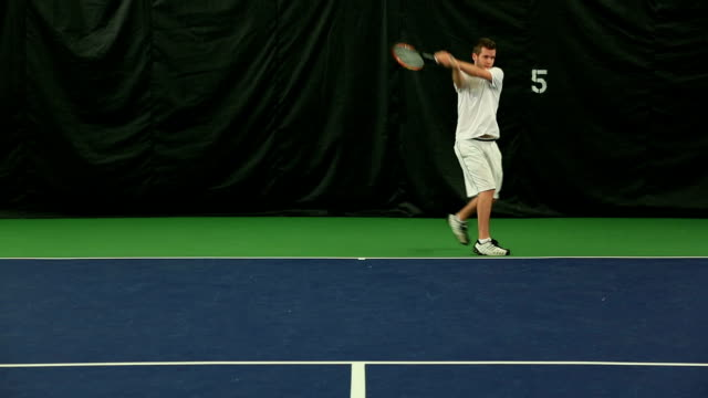 Tennis Forehand Backhand video