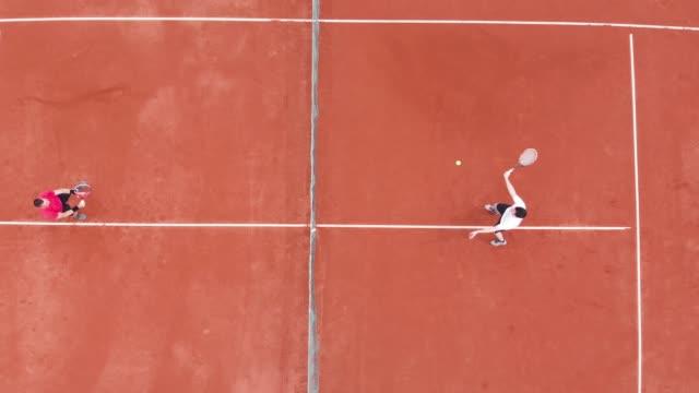 tennis game - target australia stock videos & royalty-free footage