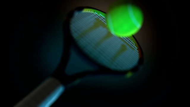 テニスのループ - テニス点の映像素材/bロール