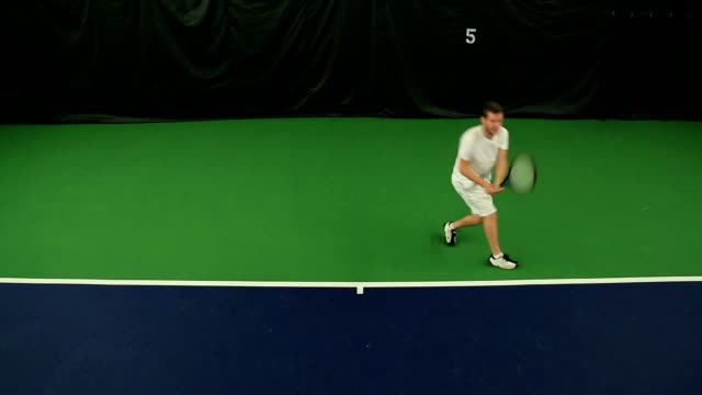Tennis Sequence video