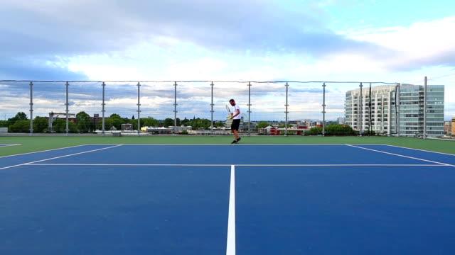 Canchas de tenis - vídeo