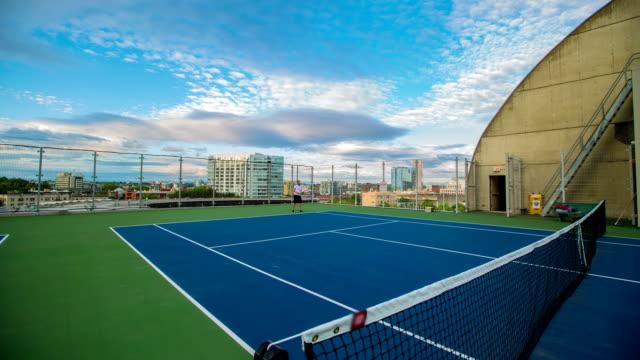 Tennis video