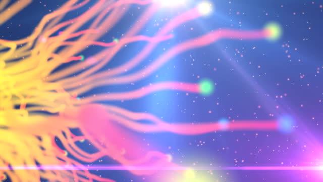 braccia - immerse in the stars video stock e b–roll
