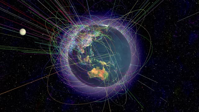 Terra Turnover Earth Net video