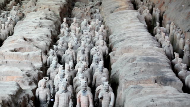 Terracotta Warriors video