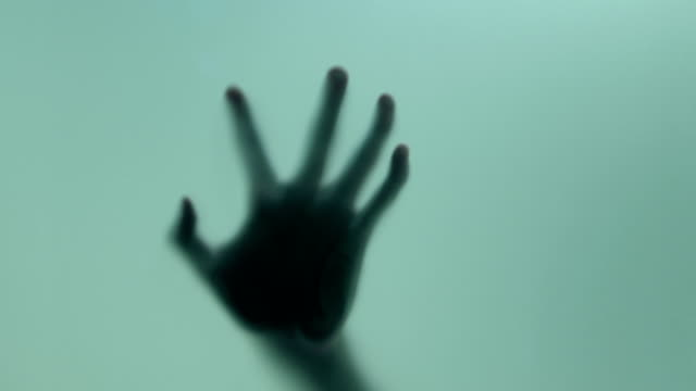 Terrified hand Terrified hand ghost stock videos & royalty-free footage