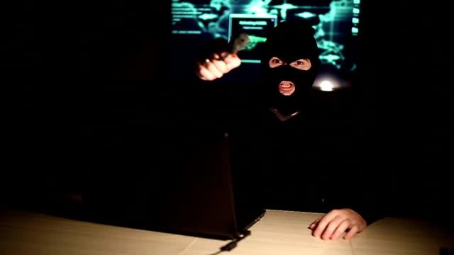 Terrorist warning video video
