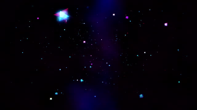 Tetrastar Background video