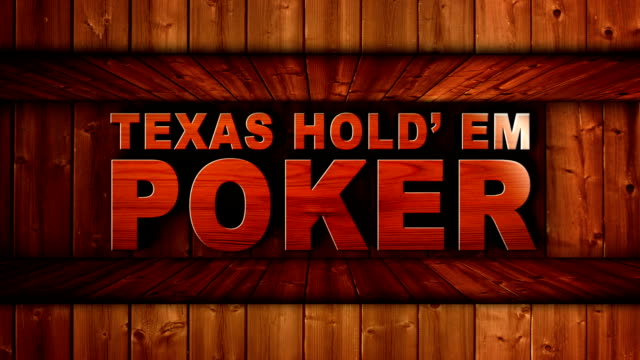 Texas Poker Hold'em in Wood Gate video