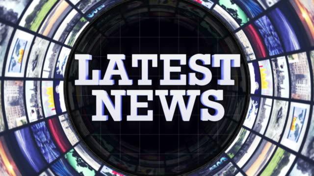 senaste nyheter textanimering och bildskärmar tunnel, loop - paper mass bildbanksvideor och videomaterial från bakom kulisserna