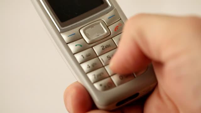 vidéos et rushes de message sms - tradition