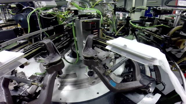 textil industriautomation - strumpbyxor bildbanksvideor och videomaterial från bakom kulisserna