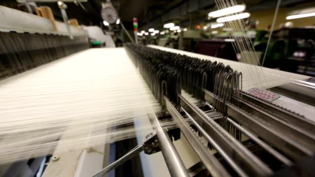 textile machine - väva bildbanksvideor och videomaterial från bakom kulisserna