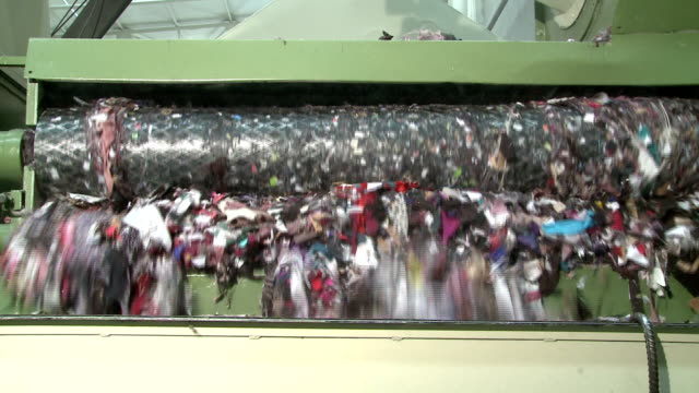 Textile Recycling video