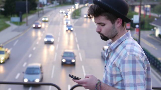 Texting in the city video